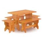 Мебель для сада и бани