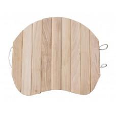 Сидушка для банни из дерева