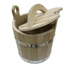 Липовый запарник для бани